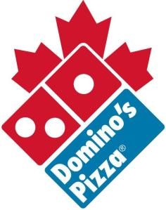 Domino's Pizza Log and Link